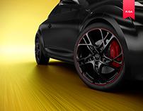 Renault Megane CGI
