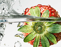Strawberry splash reloaded
