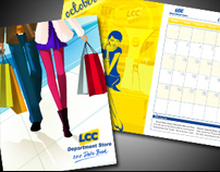 LCC Department Store 2010 Date Book