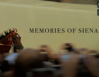 Memories of  Siena