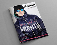 Rohan magazine – November 2013 issue