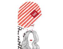 INI Skateboard design //