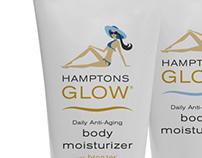 HG Moisturizer - Packaging Mockups