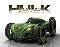 HULK Concpet Car