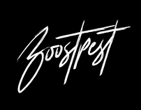 Boostpest Signature Brush Font