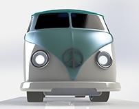 VW komby speedhunters tribute