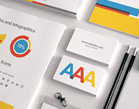 Branding Identity + Business Proposal Templates