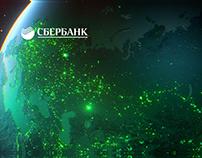 Sberbank Videowall Opener