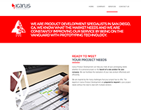 ICARUS: Product Development