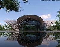 NAJM AL-DÎN Pavilion