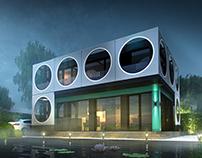 Concept of modular house