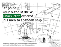 Dulwich College (Singapore) Wall Deco - Shackleton
