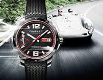 Chopard Mille Miglia 2015 - Digital Campaign