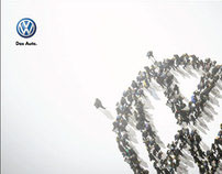 Volks Wagen Branding Campaign