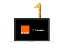 Orange Photo Service