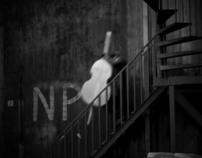 Lataren/Venster: Moving campagne-Jazz
