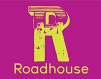 Roadhouse Manchester - Re-brand
