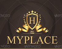 MyPlace Logo Design