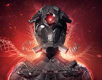 AfterShock 2014 - Poster design