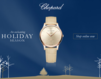 Chopard - Campaign Christmas 2013
