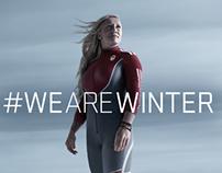 Canadian Winter Olympics in SOCHI #WEAREWINTER