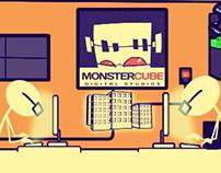 Spot MonsterCube