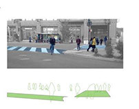 Circulation Study, Georgetown, Washington DC