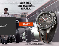 Chopard - Campaign Classic Racing 2013