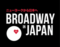 Broadway in Japan