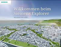 Siemens Explorer (iPad)