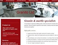 Granito Ltd website