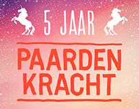 PaardenKracht - 5th Anniversary
