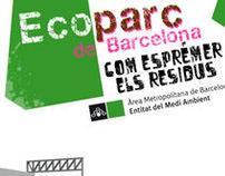 Ecoparc de Barcelona - material de educación ambiental