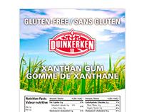 Duinkerken - Label Design