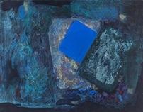 70 x 100 cm Acryl on Canvas
