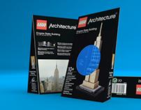 Lego Architecture Reshape