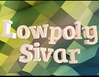 Lowpoly Sivar