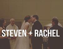 STEVEN + RACHEL