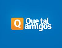 Que Tal Amigos (Logo Proposal)