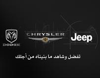 """Chrysler Jeep Wrangler TVC 30"""""""