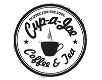 Cup-A-Joe Coffee & Tea (Logo + Website)