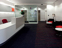 Notting Hill Housing Group Office Interior