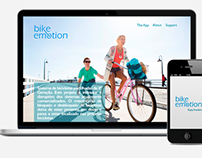 BikeEmotion App/Website (Unofficial)