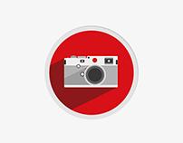 Leica goes flat