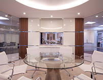 Falcon & Associates Interior Office Design