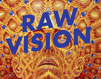 Raw Vision Redesign