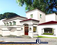 Residencia Lomas de Bernardez Gpe Zacatecas