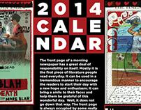 2014 Calendar by S2DM