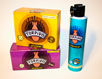 Torpido İnsecticide set package design