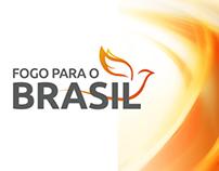 Logo: Fogo para o Brasil